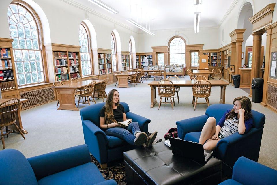 Ohio College Tours Bluffton University Adorable Interior Design Colleges In Ohio