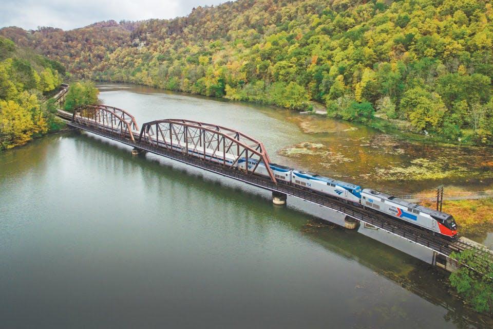 West Virginia Train Trips