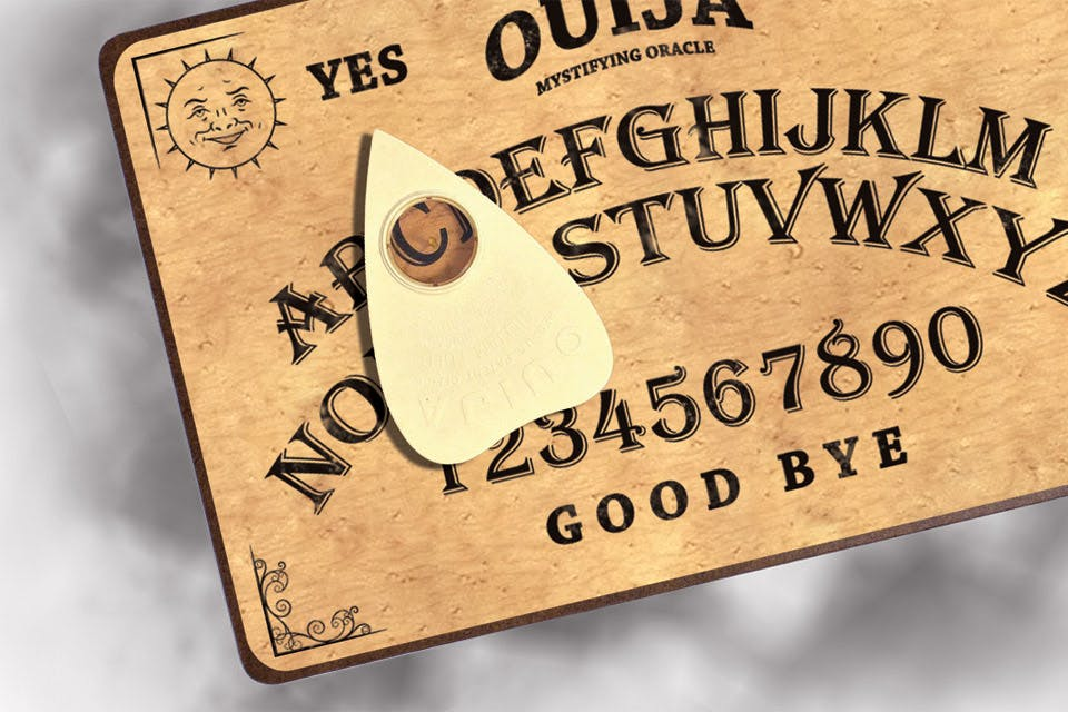 Ohio S Ouija Board Connection