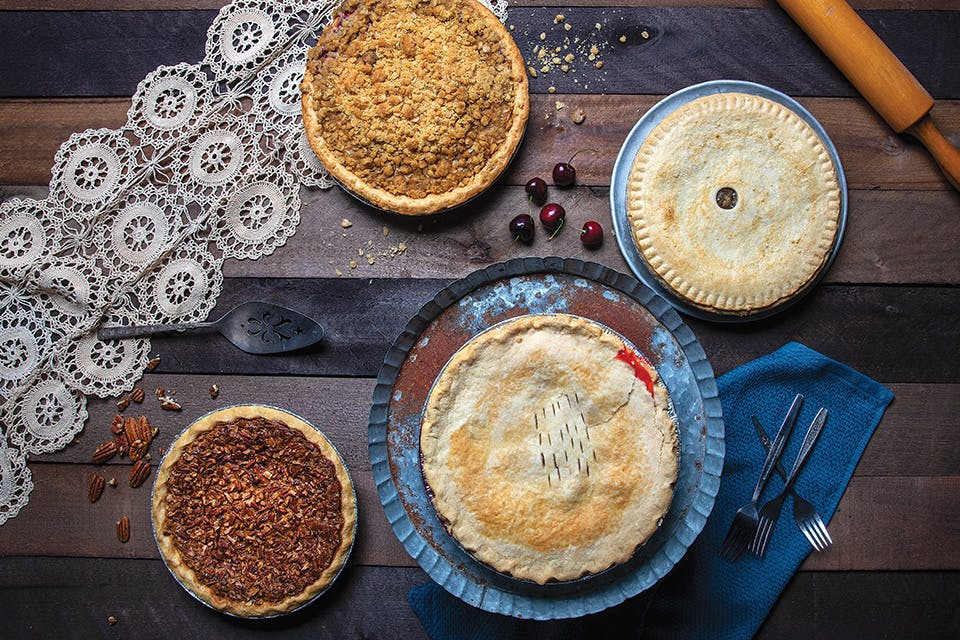 Amish whole pies